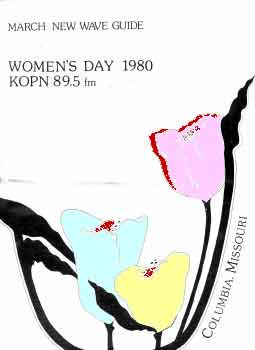 Women's Day Program Cover