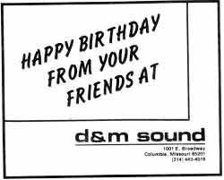 d&m Sound