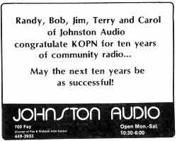 Johnston Audio