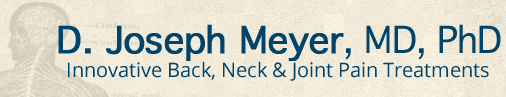 Dr. D. Joseph Meyer, M.D.